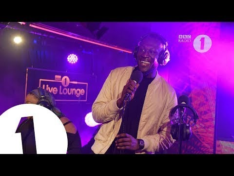 Stormzy - Sweet Like Chocolate (Shanks & Bigfoot cover) in the Live Lounge