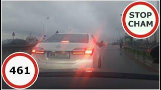 Stop Cham #461 - Niebezpieczne i chamskie sytuacje na drogach