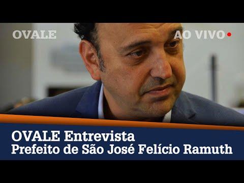 Resultado de imagem para Entrevista - Felicio Ramuth (Prefeito de São José dos Campos)