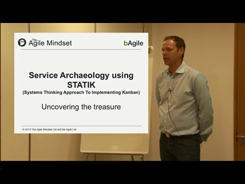 LLKD15 - Service Archaeology using STATIK - Tom Reynolds & Eben Halfords