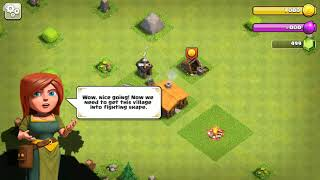 Let's Play Clash of Clans😃😃😃coc gameplay.[CAPTAIN ARAF]