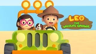 LEO The wildlife Ranger SAFARI
