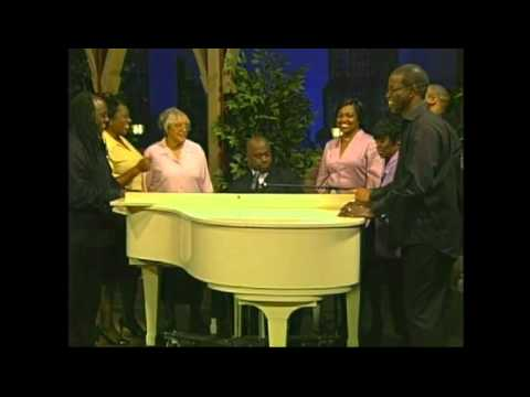 Peace Be Still - James Bignon & The Deliverance Mass Choir  The MasterPeace.mov