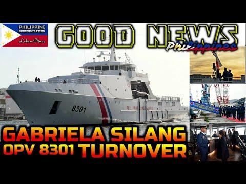 good-news-brp-gabriela-silang-opv-8301-na-turnover-na-sa-philippine-coast-guard-at-dotr-|-wow-na-wow