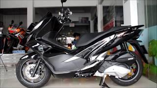 Honda PCX ABS, Key Less Melihat Lebih Dekan Yuk....!!!