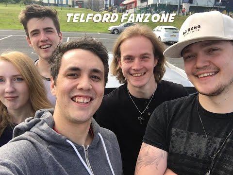 Telford Fan Zone 2017