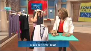 What To Pack on Vacation - Meredith Vieira Show