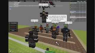 Roblox Intelligence - RI's Past Rally & Training