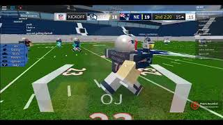 roblox video legendary football game