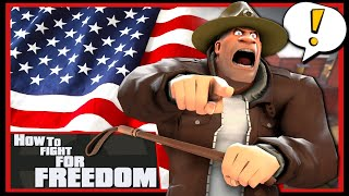 TF2: How to fight for Freedom [Voice chat]