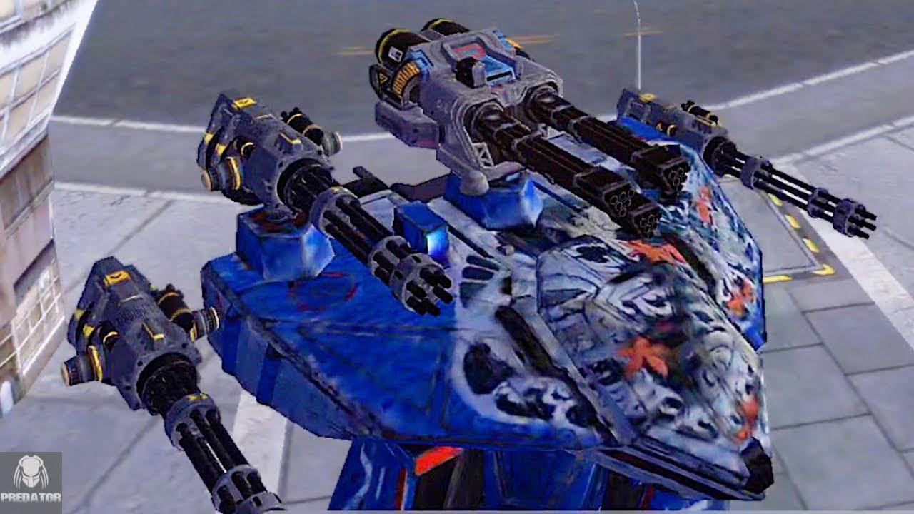 Leo Punisher Tearing Through Robots | Double Godlike In ...