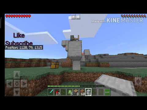 How to make a zero tick sugar cane farm in Minecraft (Bedrock/PE)
