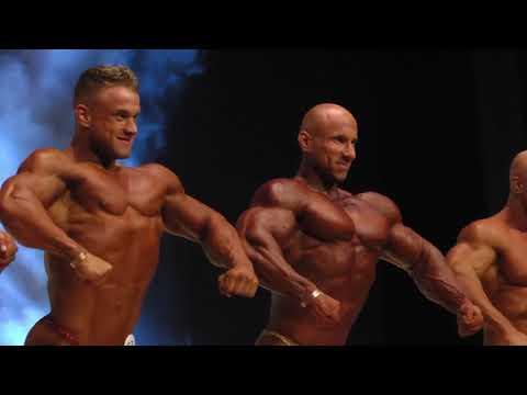 Pro Men Bodybuilding IFBB World 2019