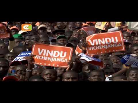 Nasa holds rallies in Bungoma