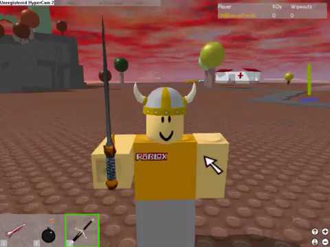 Customized Avatar in 2007 ROBLOX Client