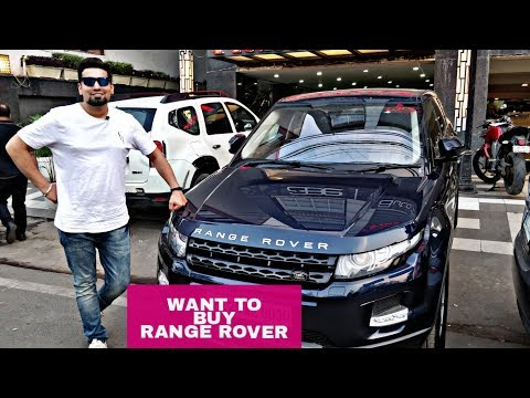 Want To Buy Range Rover Evoque | Second Hand | ABE | Luxury Cars Market In Delhi | VBO Life