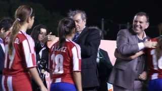 Paraguay-Venezuela Sub17-Femenino. La mufa de Toto.