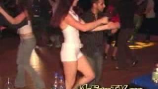Isaac & Marie Salsa dancing...