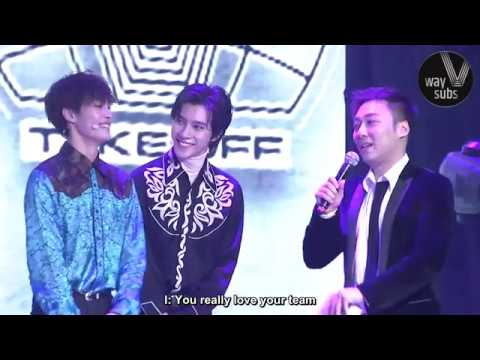 Comeback: Take Off - Global Press Conference | WayV
