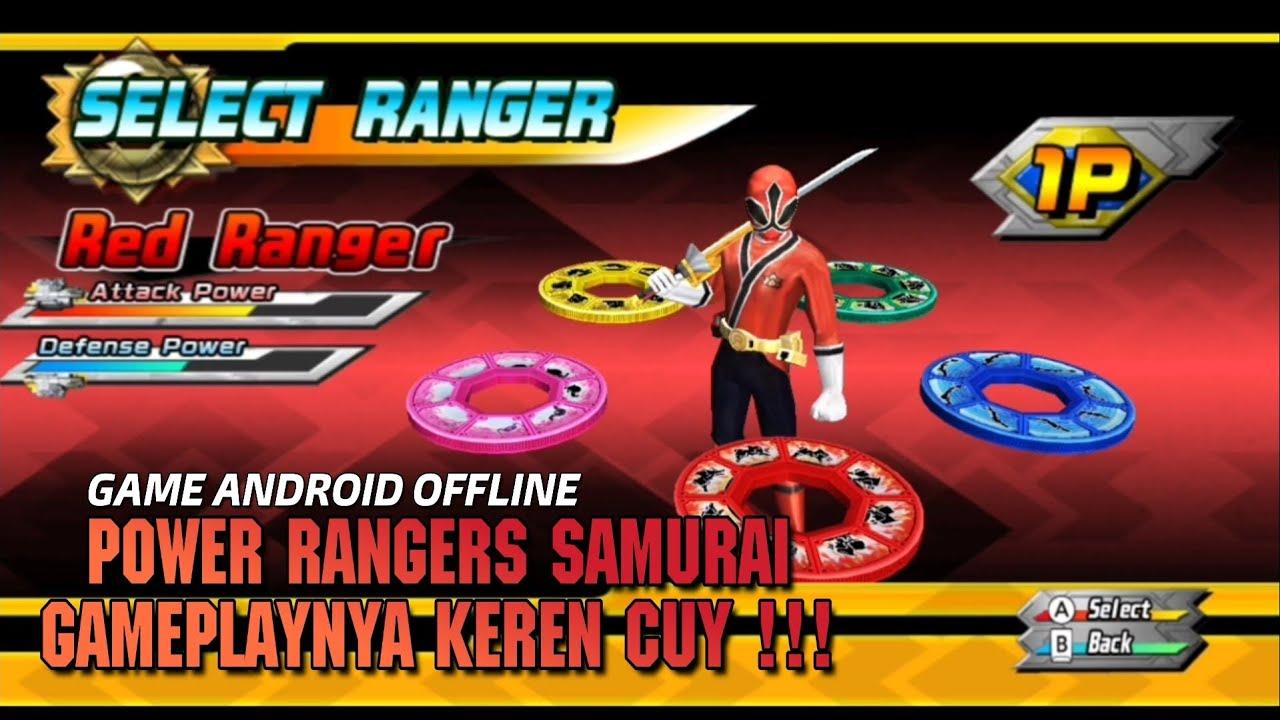 Game Offline Samurai