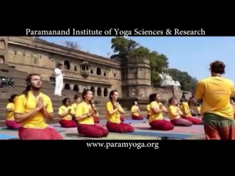 Campus Video - introduction of Paramanand Institute of Yoga Sciences & Research