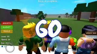 Roblox Speed Simulator [#3]