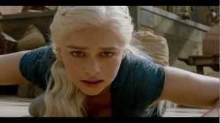 Game of Thrones - Season 3 :: The Warlock & Ser Barristan Selmy