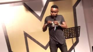 TOOTH PASTE BIG BOYS USE - Nigeria Comedy Stand up Comedy Live Show