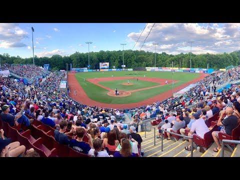 Dutchess Stadium Hosts The Hudson Valley Renegades' 2017 Home Opener