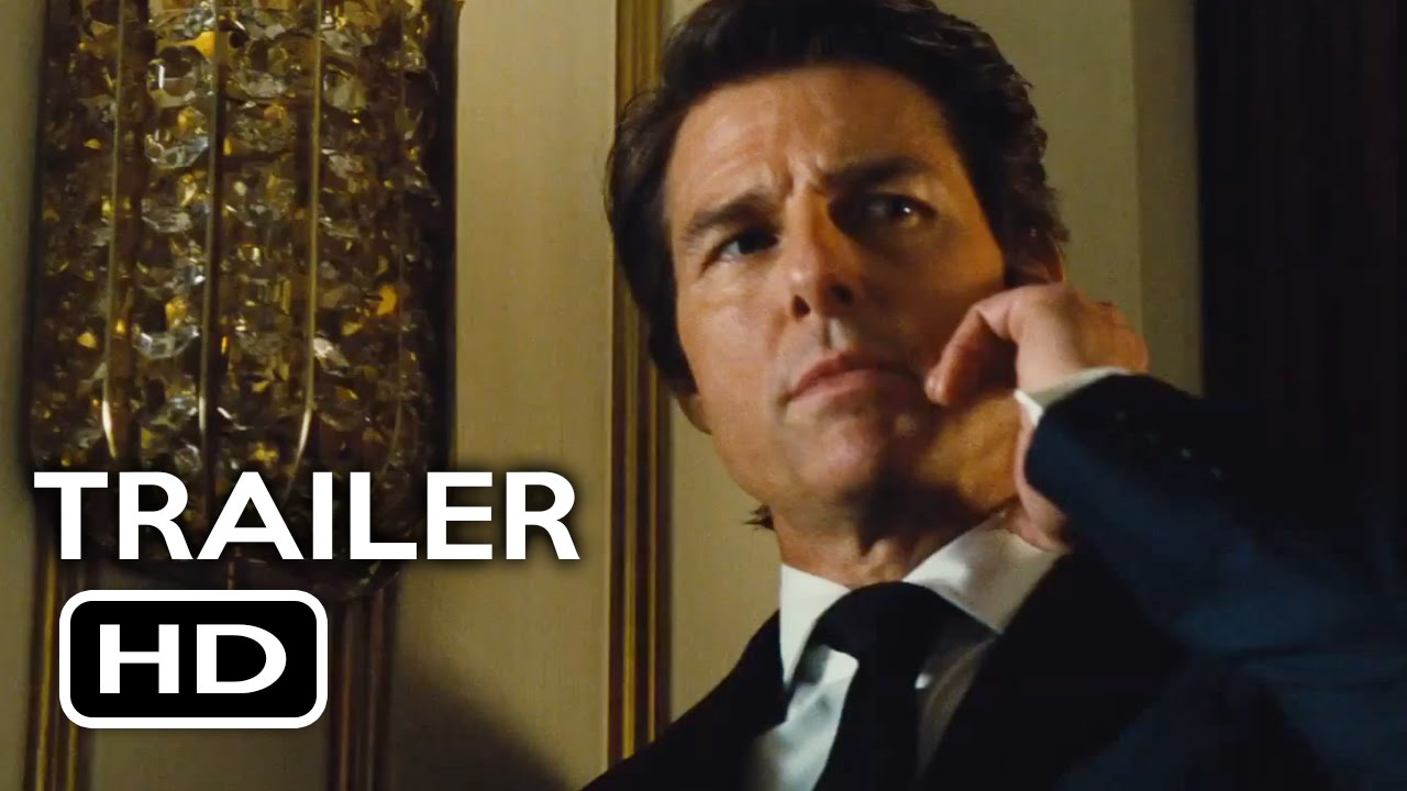 Mission Impossible 5: Rogue Nation Trailer 2 (2015) Tom ...