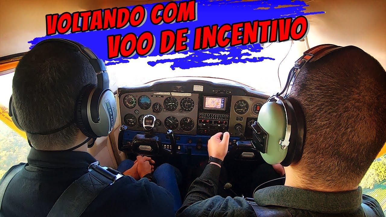 🛩 [PR-LAL] Voltando com os voos de incentivo!!