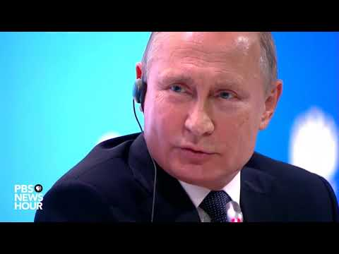 Putin denies any involvement in the Skripal poisoning