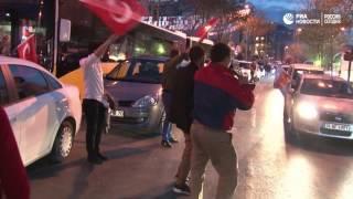 Реджеп Эрдоган выиграл конституционный референдум