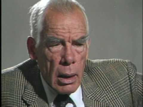 LEE MARVIN INTERVIEW on JOHN FORD & JOHN WAYNE PART 4