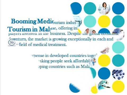 Bharat Book Presents : Booming Medical Tourism in Malaysia