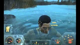 Fallout 4 - 357 - Подземка - станция Мерсер