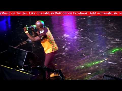 Kwabena Kwabena  Performing Adult Music @ 4Syte TV Music  Awards 13  GhanaMusiccom