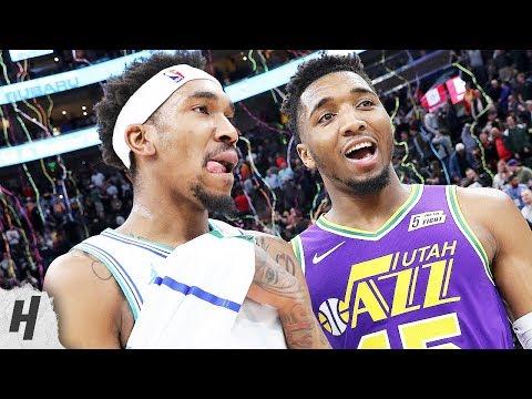 NBA Top 10 Plays of the Night | April 1, 2019 | 2018-19 NBA Season thumbnail