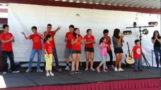 his promise is forever god cares about me dance at st agnes korean catholic church