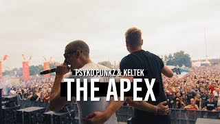 Смотреть клип Psyko Punkz & Keltek - The Apex