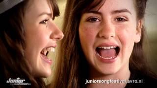 Sarah en Julia - Live Life | Officiële Videoclip Junior Songfestival 2013