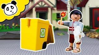 Playmobil Feuerwehr - Peter kokelt! - Playmobil Film