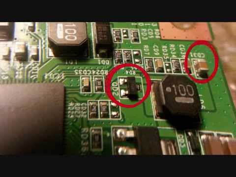 Samsung UN46D6000  No picture  Sound OK problem  FIXED