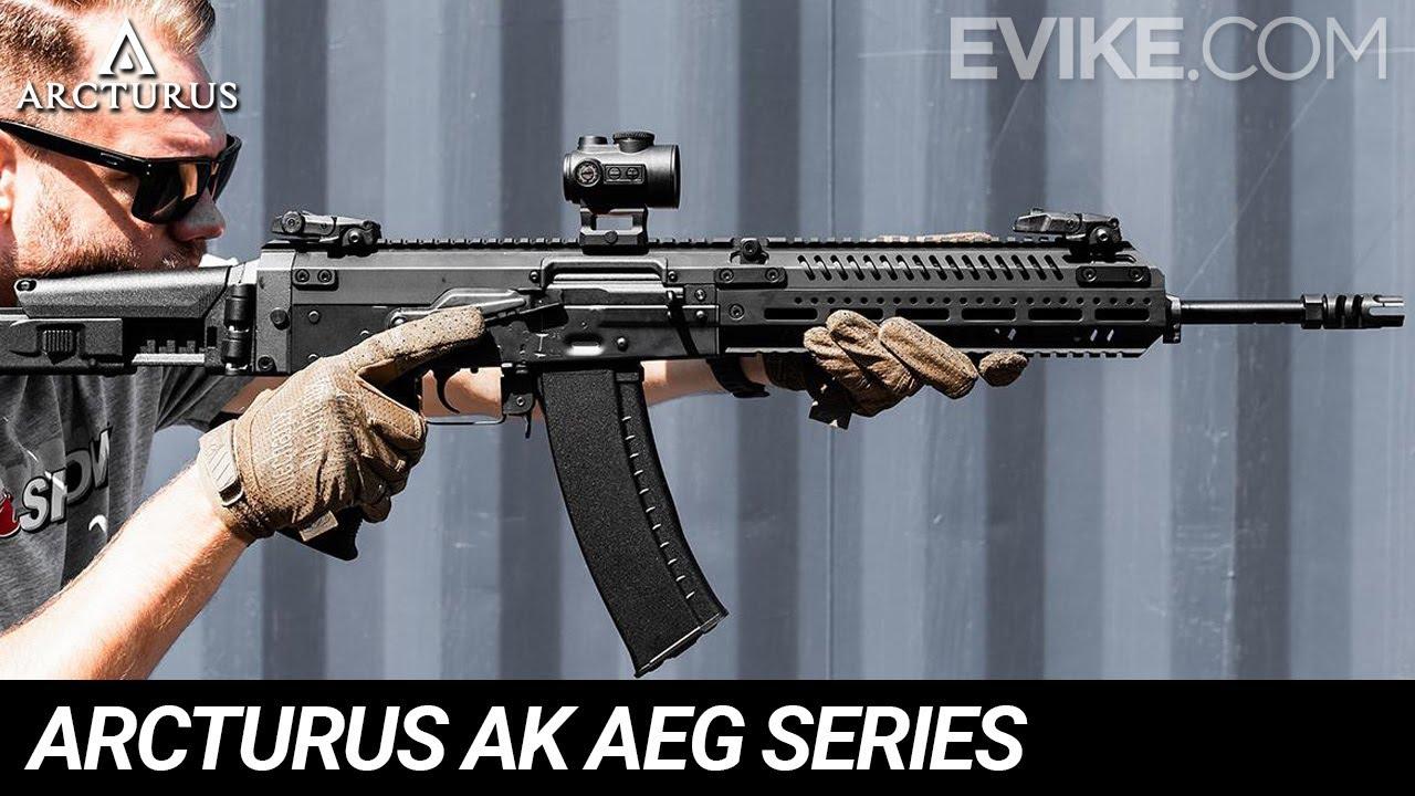 Arcturus AK AEG Series - Review