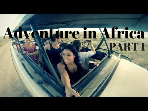 Adventure in Africa Part I | @DanaAlexaNY in Kenya and Tanzania