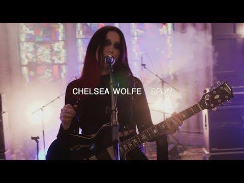 Chelsea Wolfe - Spun   Audiotree Far Out