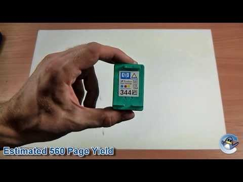 hp 61 color ink refill instructions