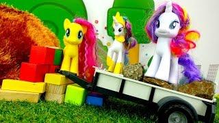 ЛИТЛ ПОНИ: Детские игрушки и игры пони ДРУЖБА это чудо