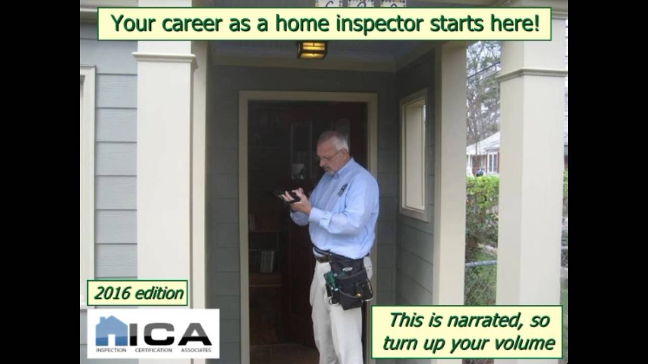 inspection certification associates training