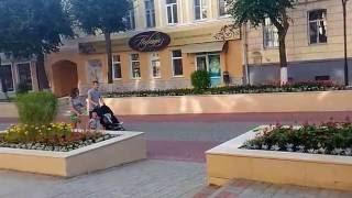 Улица Ленина город Орел/ после ремонта стала хуже чем до него
